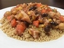 Chicken Couscous and Vegetables